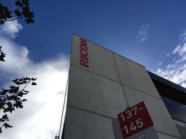 ニュージーランドの日系企業、リコー