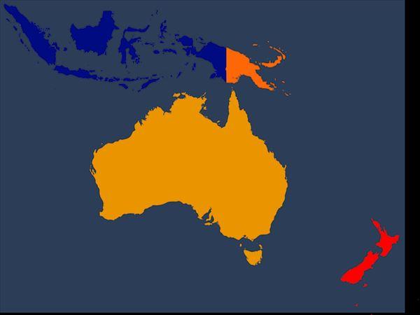ニュージーランドはオーストラリアの一部説