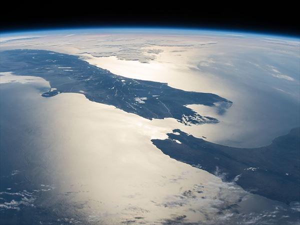 ニュージーランドの位置