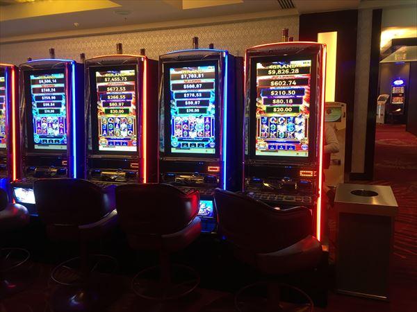 カジノはギャンブルの象徴