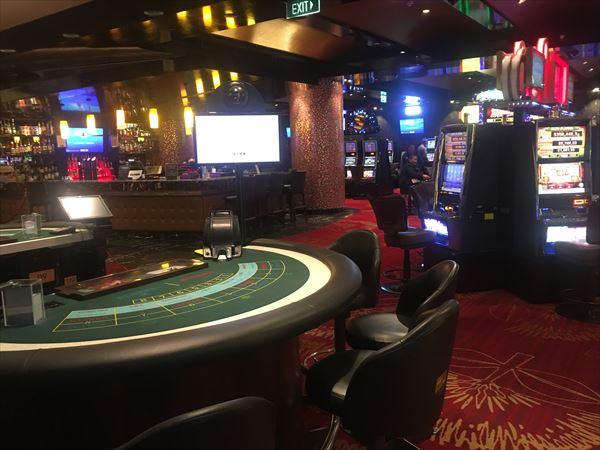 カジノのではテーブルゲームも人気