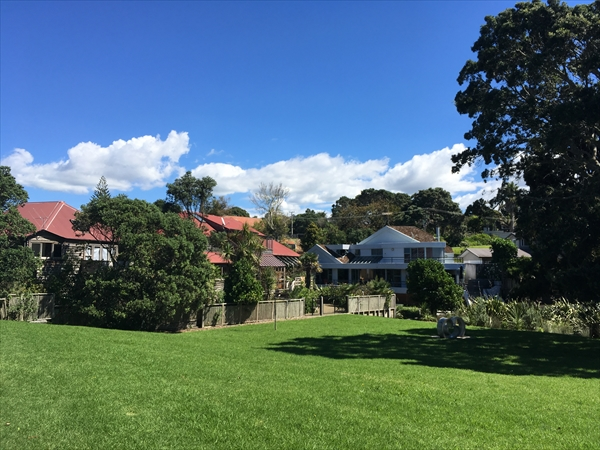 ニュージーランドのNorthの家