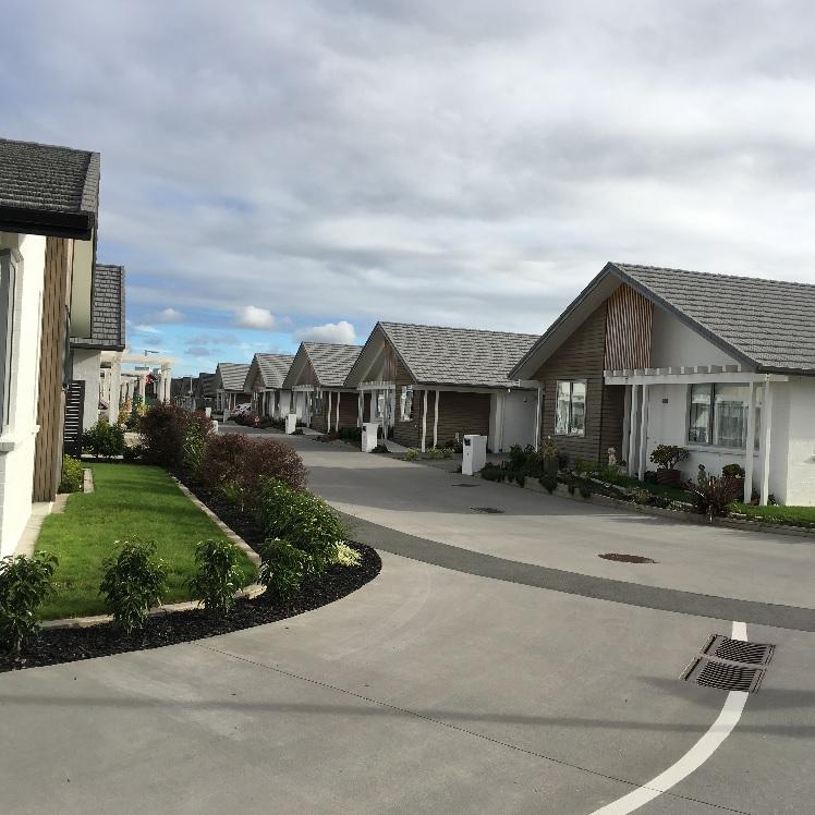 ニュージーランドで家を借りる