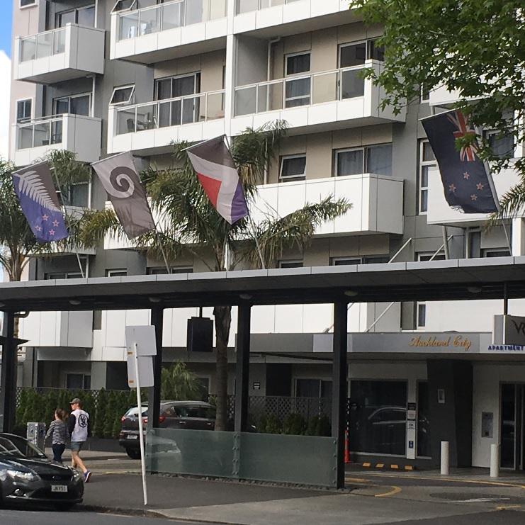 ニュージーランドの宿泊費