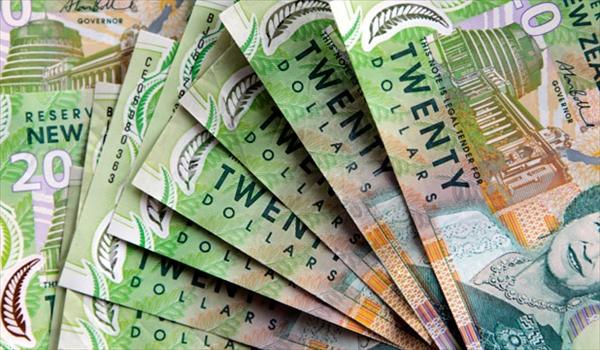 ニュージーランドのアルバイトの税金は幾らぐらい?