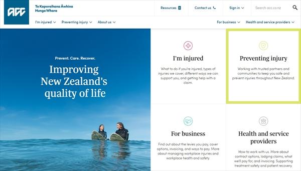 ニュージーランドではアルバイトでもACCの支払いがある