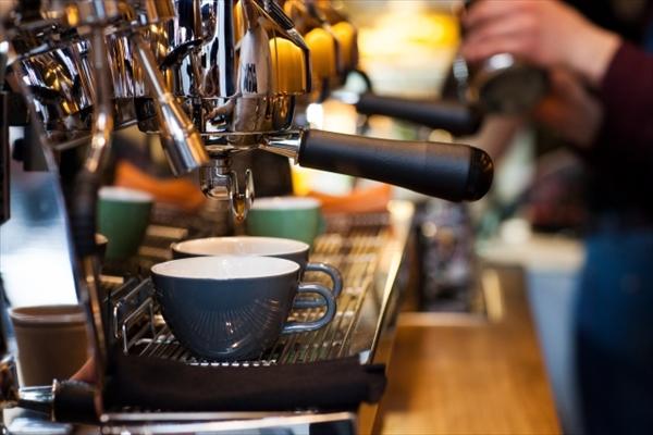 ニュージーランドのカフェで働く