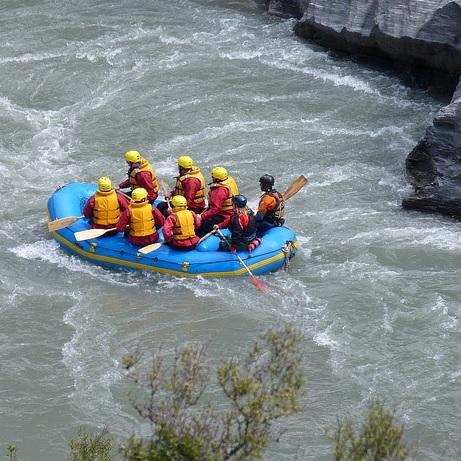 ニュージーランドのアクティビティ