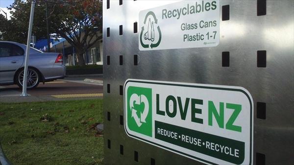 ニュージーランドのゴミ分別とゴミ問題