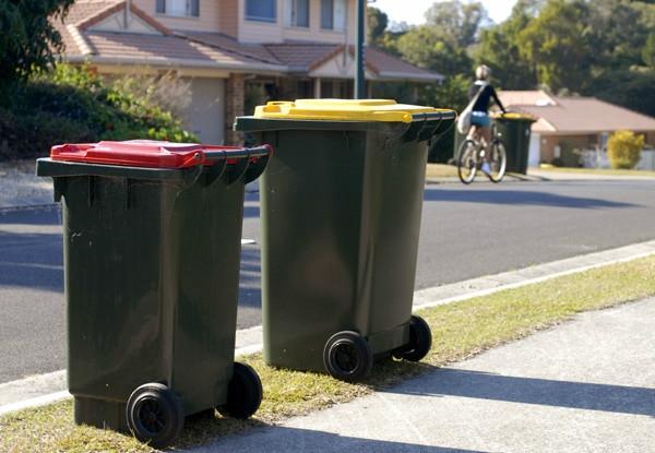 ニュージーランドのゴミ分別の種類