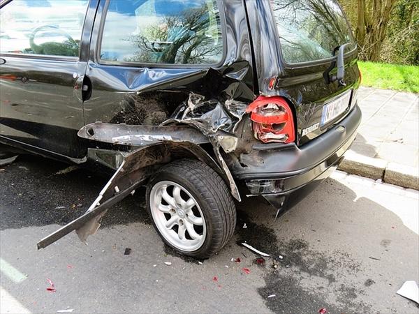 ニュージーランドでは実際交通事故が多い