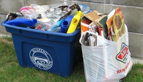 ゴミ収集の方法