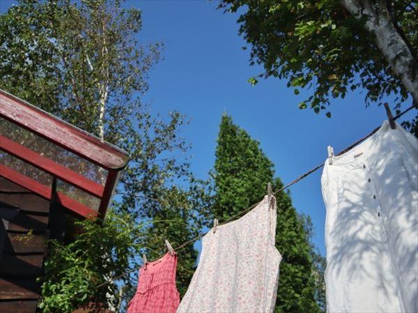 ニュージーランドの洗濯の日本との違い