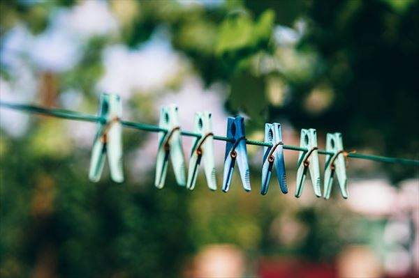 ニュージーランドの洗濯は独特