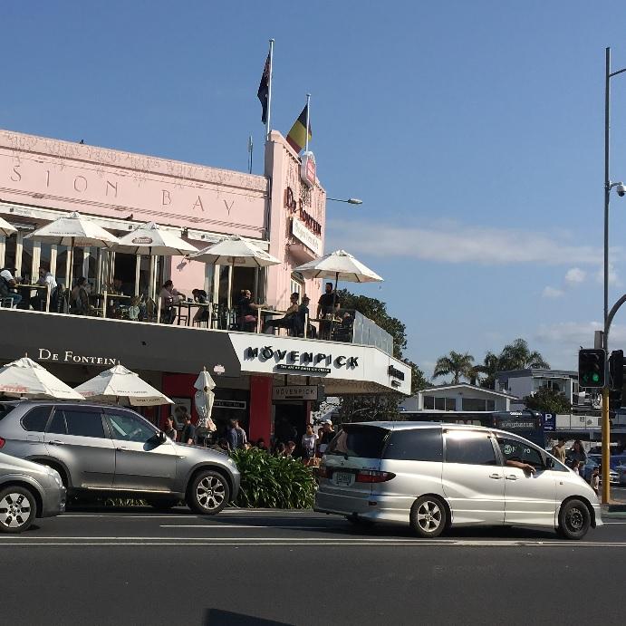 ニュージーランドの交通事情