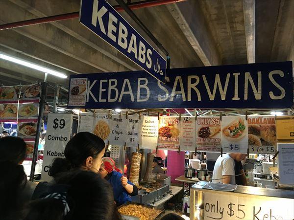 ニュージーランドのナイトマーケットは運営のされ方が日本と違う