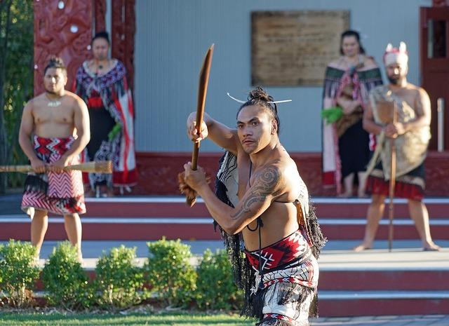 ニュージーランドの先住民マオリ