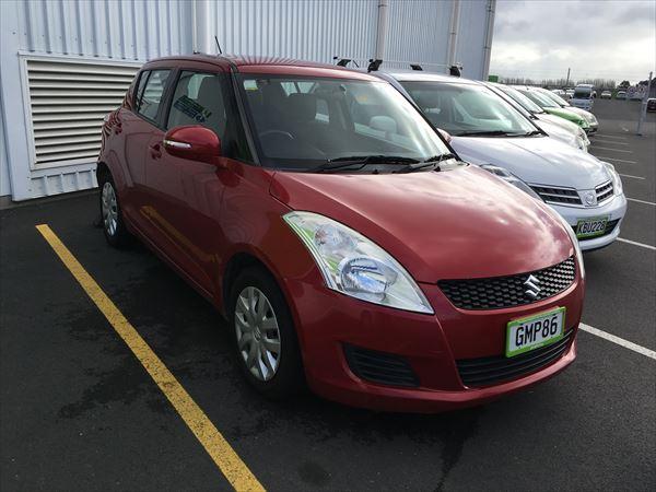 ニュージーランドのレンタカーで乗り捨て可能な会社