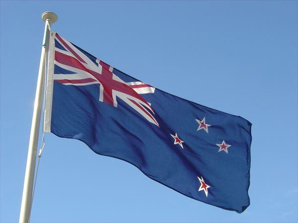 ニュージーランドの国旗の意味は?オーストラリアのデザインと似てる訳