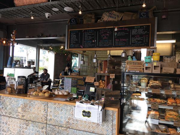 ニュージーランドのカフェ情報。オークランド/イーデンテラス