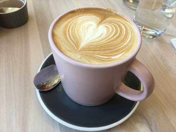 Eden Bistroのコーヒー