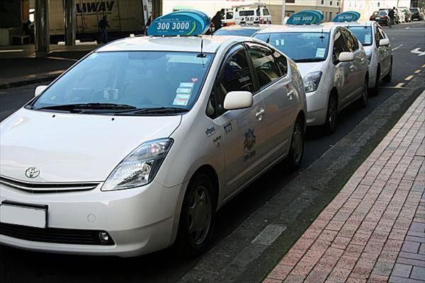 交通手段その3.タクシー